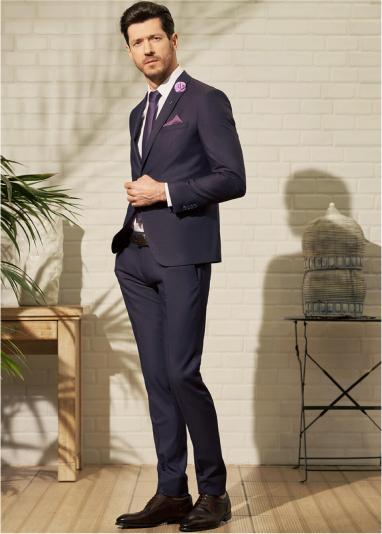 Stilul TEODOR a fost inspirat de bărbatul elegant și modern.